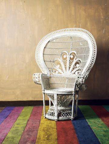 The Past「Vintage Emanuel Chair」:スマホ壁紙(8)