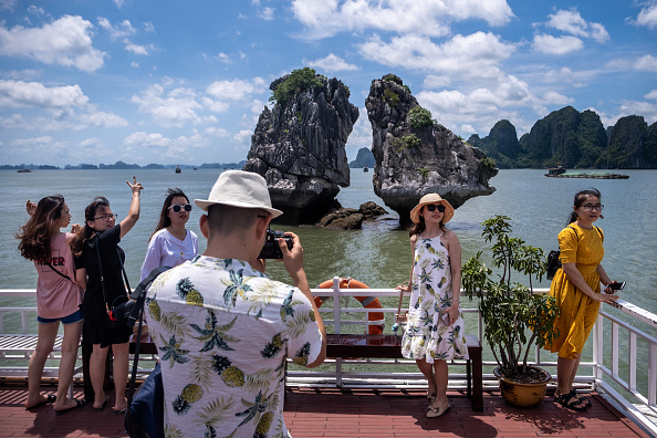 Tourism「Vietnam Slowly Recovers From Coronavirus Outbreak」:写真・画像(12)[壁紙.com]