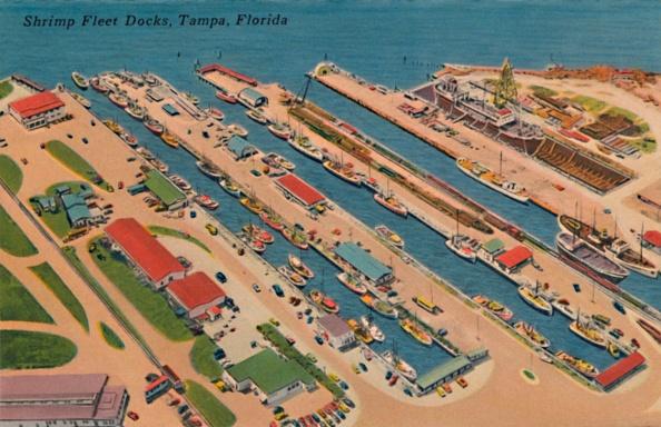 Recreational Pursuit「Shrimp Fleet Docks」:写真・画像(9)[壁紙.com]