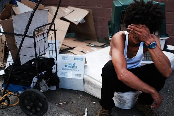 Drug Overdose「Opioid Epidemic Plagues Section Of Bronx Neighborhood」:写真・画像(2)[壁紙.com]