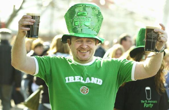 Day「St. Patrick's Day In London」:写真・画像(2)[壁紙.com]