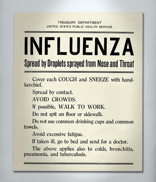 Flu Virus「THE DEVASTATING SPANISH FLU」:写真・画像(13)[壁紙.com]