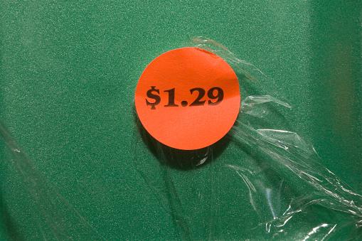 Inexpensive「$1.29 Price Tag Sticker」:スマホ壁紙(14)