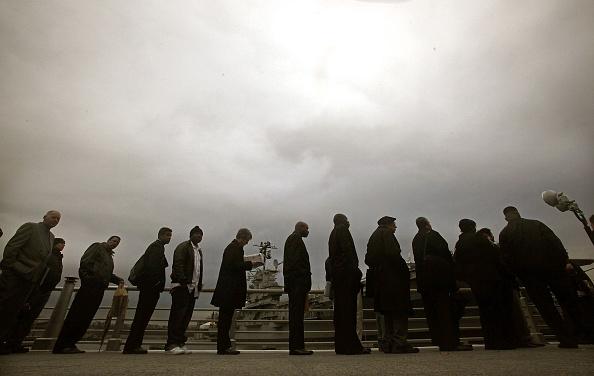 Crisis「Department Of Labor Hosts Job Fair For Veterans At U.S.S. Intrepid」:写真・画像(18)[壁紙.com]