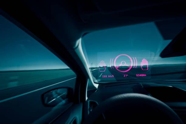 Self-driving car:スマホ壁紙(壁紙.com)