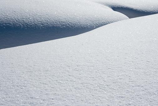 Textured Effect「Fresh Snow Patterns」:スマホ壁紙(5)