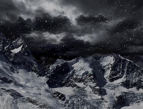 Mountain Peak「Dangerous peaks」:スマホ壁紙(18)