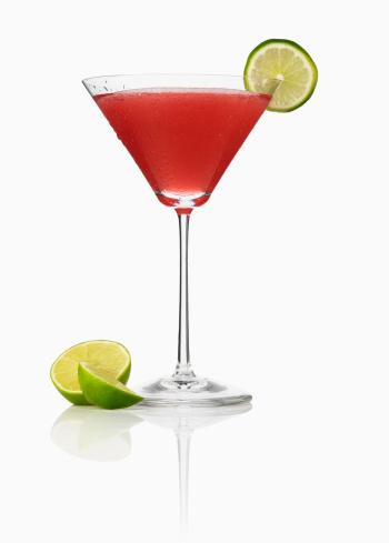Lime「Cosmopolitan cocktail」:スマホ壁紙(15)