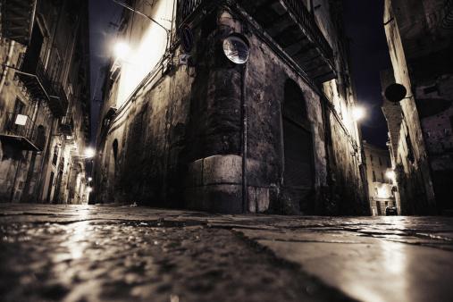 Alley「backstreets corners」:スマホ壁紙(8)