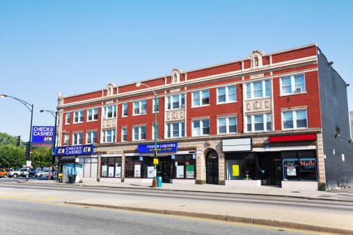 Supermarket「Edwardian brick and terracotta commercial building, Washington H」:スマホ壁紙(17)