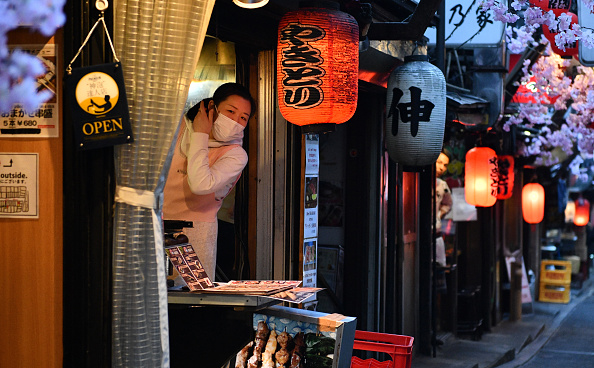 Tokyo - Japan「Covid-19 Continues To Spread In Japan」:写真・画像(4)[壁紙.com]