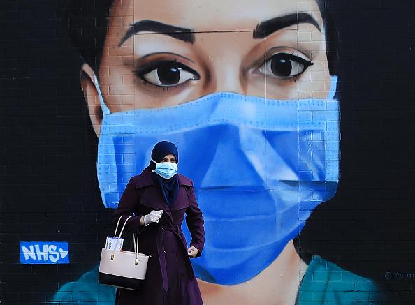 UK「UK In Fifth Week Of Coronavirus Lockdown」:写真・画像(8)[壁紙.com]