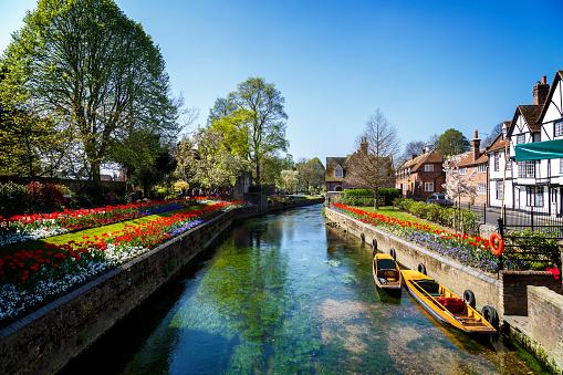 Canal「Canterbury Canal」:スマホ壁紙(5)