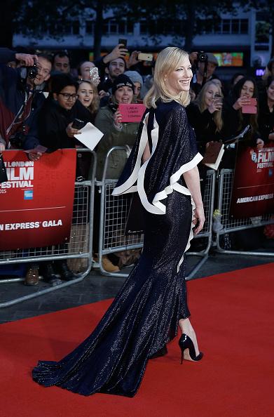 "Carol - 2015 Film「""Carol"" - America Express Gala - BFI London Film Festival」:写真・画像(5)[壁紙.com]"