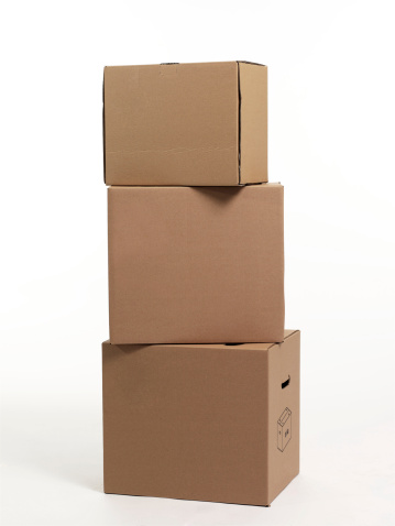 Box - Container「Cardboard Boxes」:スマホ壁紙(13)