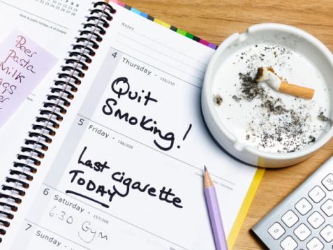 Diary「Quit smoking deadline diary」:スマホ壁紙(6)