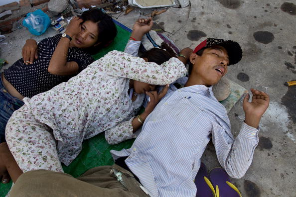 Paula Bronstein「HIV/AIDS Affects About 170,000 In Cambodia」:写真・画像(12)[壁紙.com]