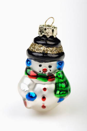 snowman「Snowman figurine, close-up」:スマホ壁紙(6)
