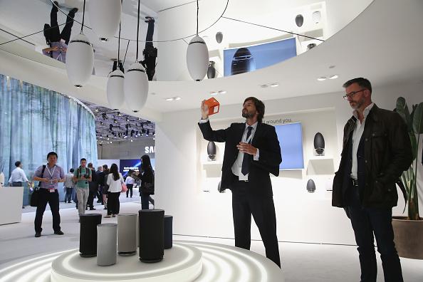 Tradeshow「IFA 2015 Consumer Electronics And Appliances Trade Fair」:写真・画像(12)[壁紙.com]