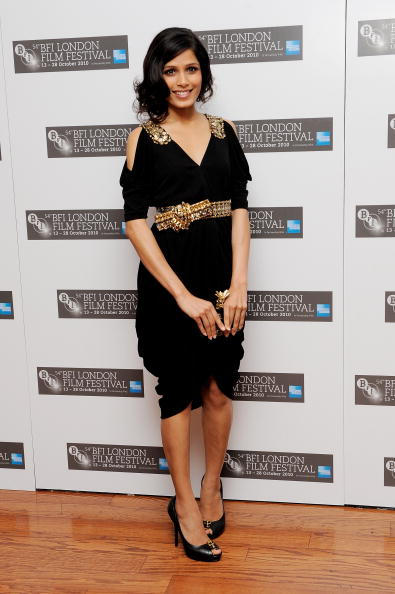 Alexander McQueen - Designer Label「Miral - Premiere:54th BFI London Film Festival」:写真・画像(16)[壁紙.com]