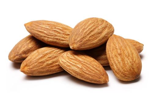 Nut - Food「Almonds」:スマホ壁紙(6)