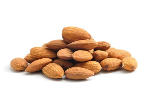 Nut - Food「Almonds」:スマホ壁紙(5)