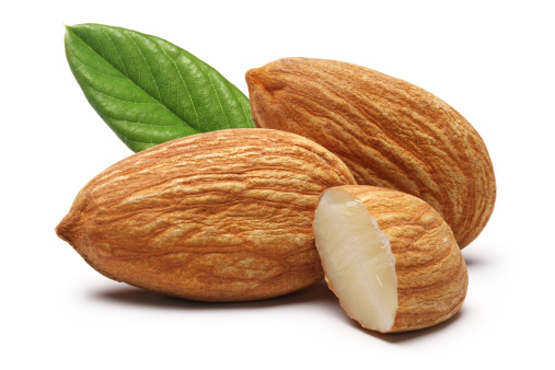 Nut - Food「almonds」:スマホ壁紙(19)
