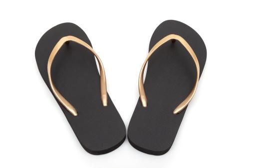 Flip-Flop「Black flip flops」:スマホ壁紙(4)