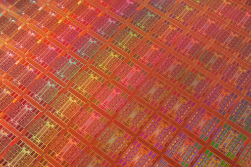 Continuity「Close-up view of colorful wafer with regular pattern」:スマホ壁紙(14)