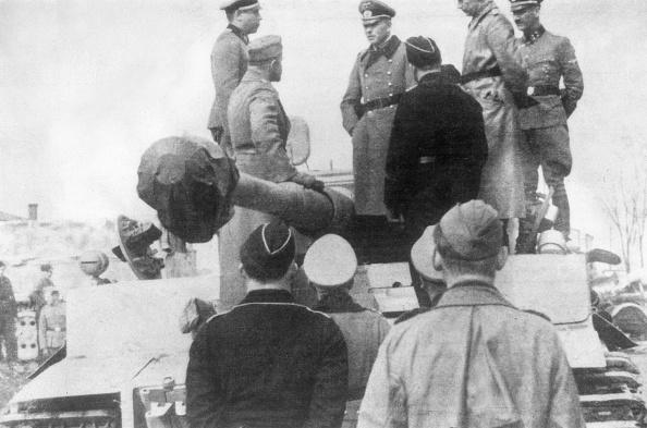 Tiger「Chief Guderian」:写真・画像(14)[壁紙.com]