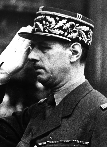 Human Role「De Gaulle」:写真・画像(1)[壁紙.com]