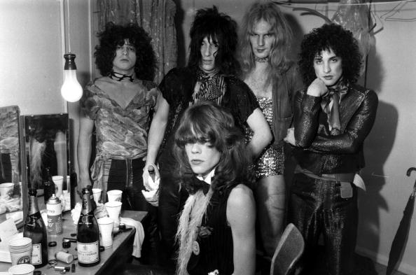 Rock Music「New York Dolls」:写真・画像(4)[壁紙.com]