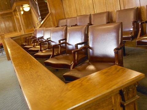 Courthouse「Empty Jury Box」:スマホ壁紙(18)