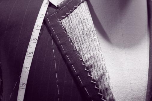 Sewing「Tailor closeup」:スマホ壁紙(2)