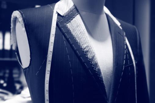 Sewing「Tailor closeup」:スマホ壁紙(1)