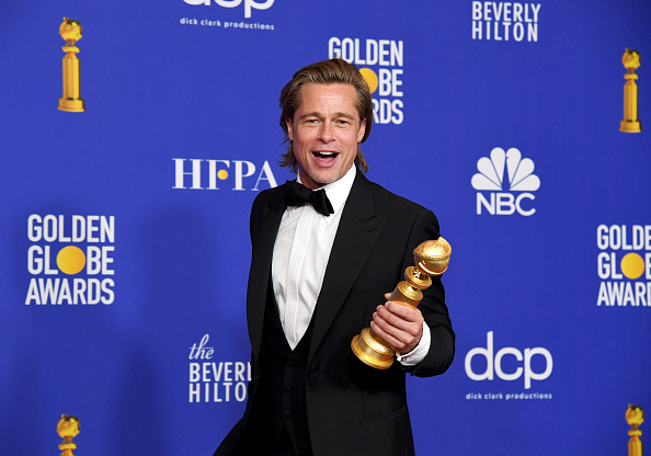 Best Performance Award「77th Annual Golden Globe Awards - Press Room」:写真・画像(11)[壁紙.com]