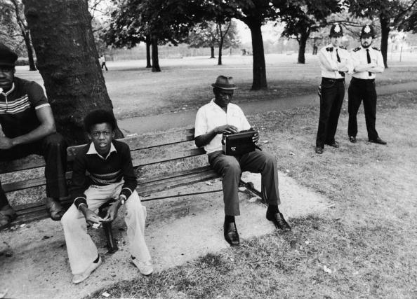 Black History in the UK「West Ham Cricket Match」:写真・画像(3)[壁紙.com]
