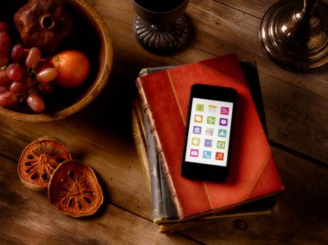 Development「Painterly Still Life Smart Phone」:スマホ壁紙(11)