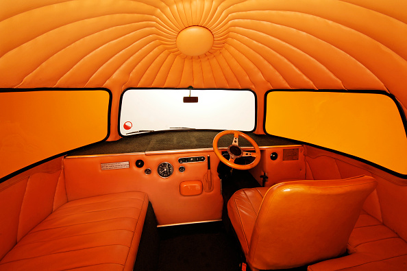 Orange Color「1972 Mini Outspan Orange」:写真・画像(14)[壁紙.com]