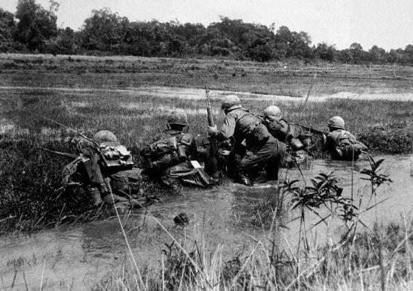 Infantry「US Combat Unit In Vietnam」:写真・画像(6)[壁紙.com]