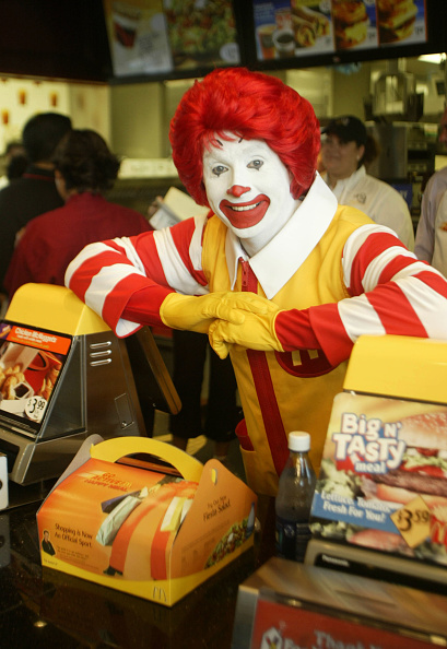 Salad「News Conference Is Held To Mark Rollout Of McDonalds Adult Happy Meals」:写真・画像(17)[壁紙.com]
