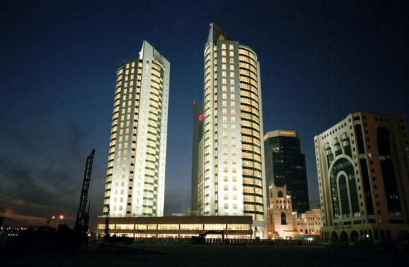 Architecture「Doha At Night」:写真・画像(10)[壁紙.com]