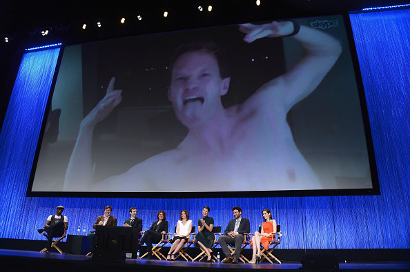 """Bay of Water「The Paley Center For Media's PaleyFest 2014 Honoring """"How I Met Your Mother"""" Series Farewell」:写真・画像(9)[壁紙.com]"""