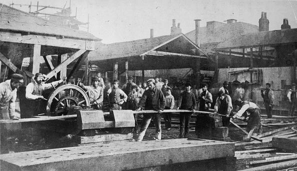 Manual Worker「Iron Foundry」:写真・画像(14)[壁紙.com]