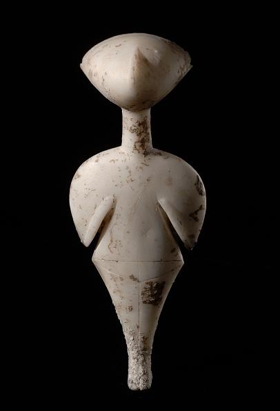 "Sculpture「Statuette Of A Woman: ""The Stargazer」:写真・画像(15)[壁紙.com]"