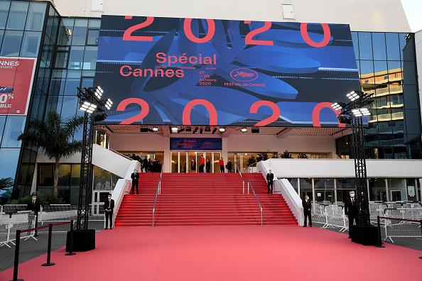 """Palais des Festivals et des Congres「Opening Ceremony -""""Special Cannes 2020 : Le Festival Revient Sur La Croisette !"""" As Part Of Cannes Film Festival」:写真・画像(13)[壁紙.com]"""