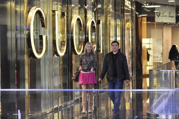 Almaty「Luxury Esentai Mall Opens In Almaty, Kazakhstan」:写真・画像(5)[壁紙.com]