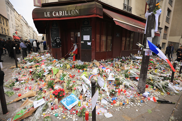 Paris - France「Paris On High Alert As The French Capital Recovers From The Terrorist Attacks」:写真・画像(16)[壁紙.com]