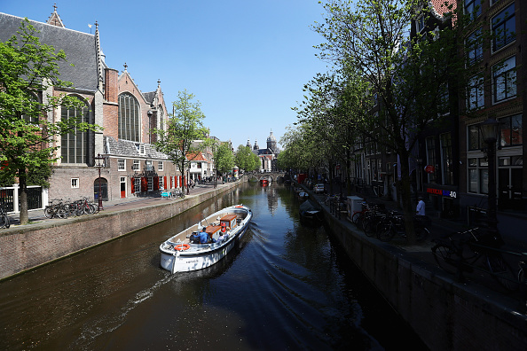Canal「General Views of Amsterdam」:写真・画像(18)[壁紙.com]
