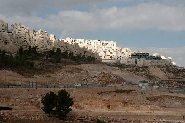 General View「Jewish Aettlement Of Har Homa」:写真・画像(18)[壁紙.com]